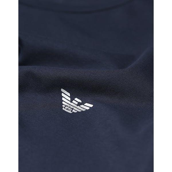 Emporio Armani Stretch Cotton Knit Schlafanzüge