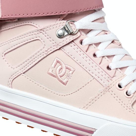 DC Pure Hi-top Womens Shoes