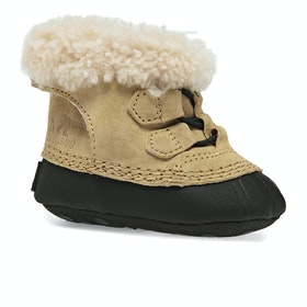 Sorel Caribootie II Slippers - Curry Black