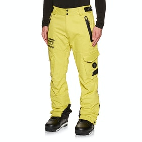 Superdry Ultimate Snow Rescue Snow Pant - Sulpher Yellow