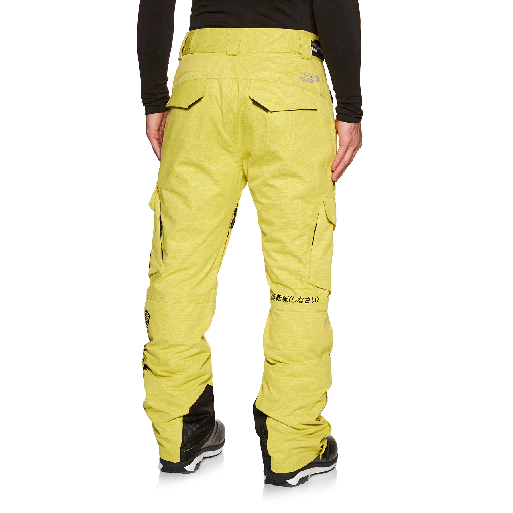 Superdry Ultimate Snow Rescue Jacket M Sulpher Yellow