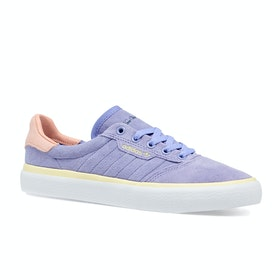 Adidas 3mc X Nora Womens Shoes - Light Purple Glow Pink Mist Sun