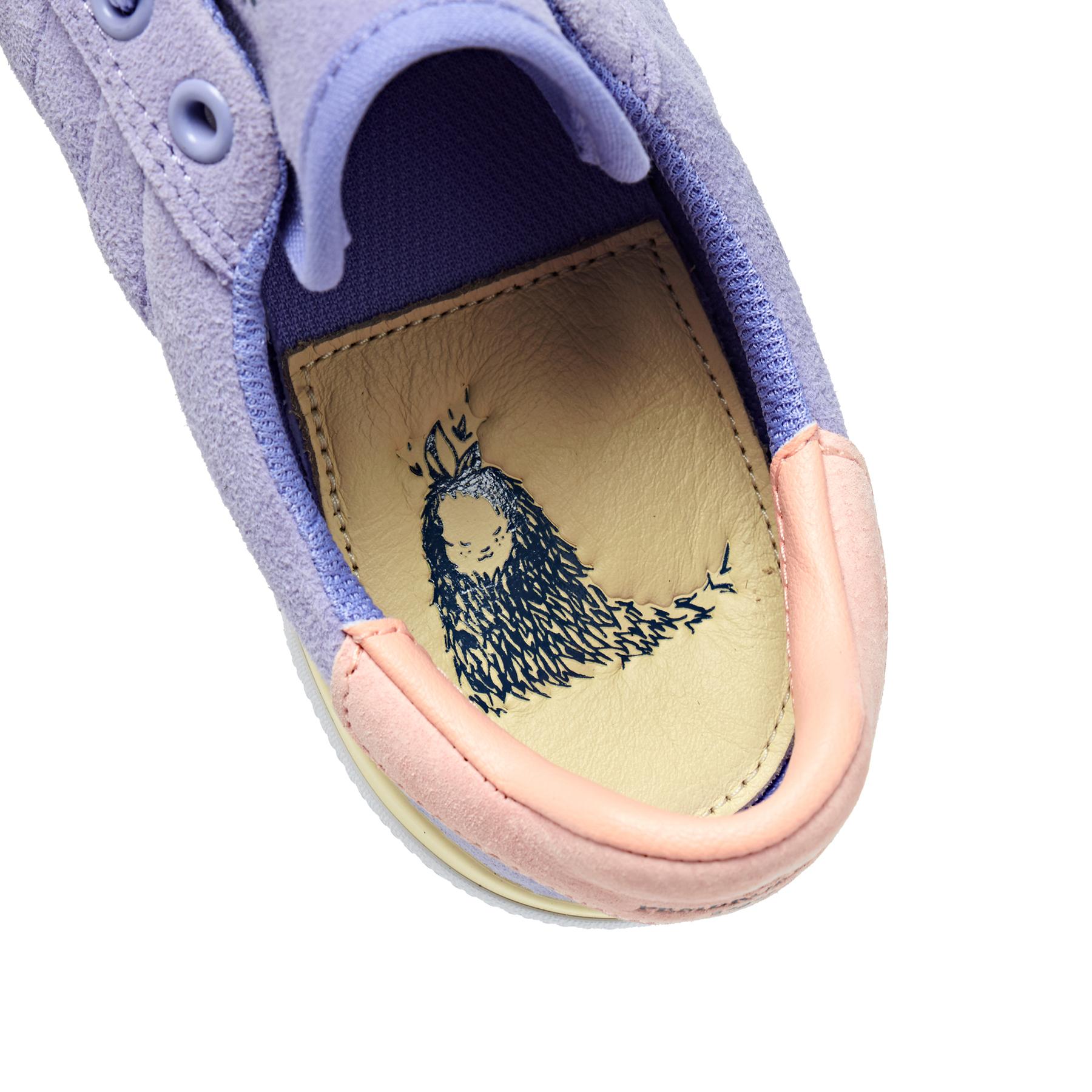 adidas Skateboarding x Nora 3MC Schuh (light purple glow pink mist sun)