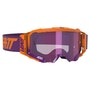 Neon Orange ~ Purple