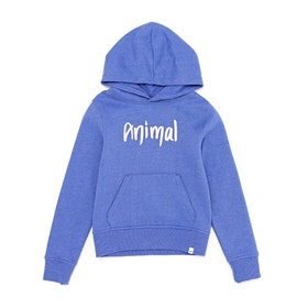 Pullover à Capuche Animal Rachelle Hoodie - Amparo Blue Marl