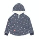 Animal Sparks Girls Pullover Hoody