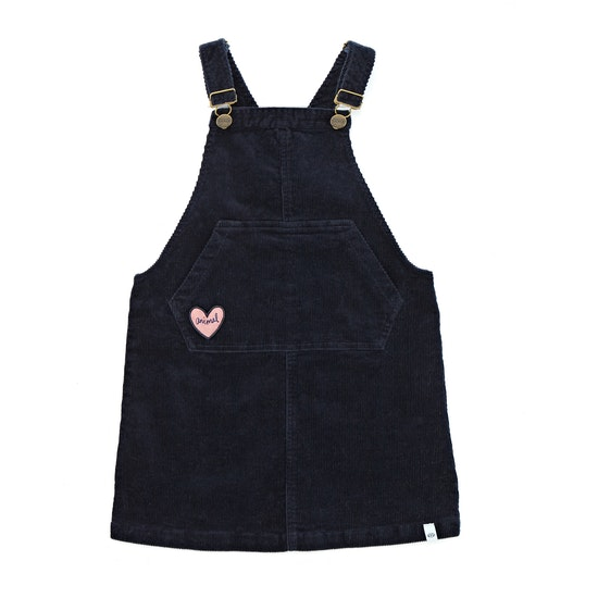 Animal Trixie Pinafore Girls Dress