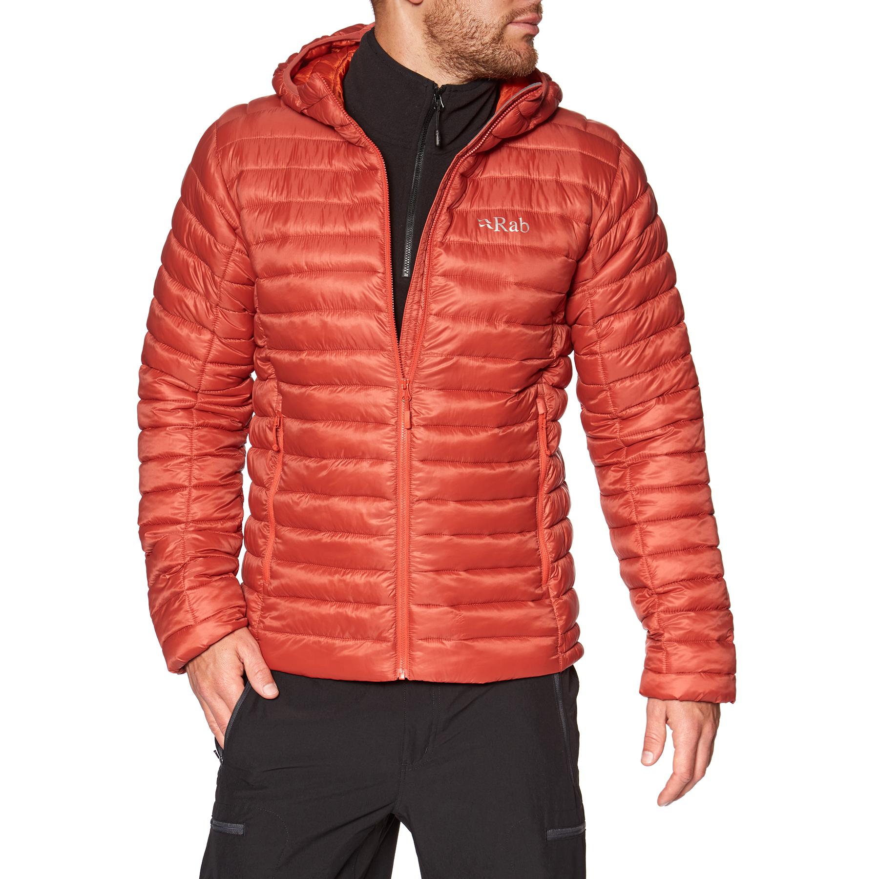 Rab Men's Nimbus Jacket (BelugaZinc