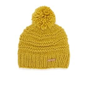 Barts Jasmin Womens Beanie - Yellow