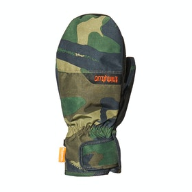 Thirty Two Corp Mitt Snow Gloves - Camo