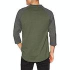 DC Reversism Raglan Long Sleeve T-Shirt