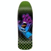 Santa Cruz Aura Hand Preissue 9.35 Inch Skateboard Deck