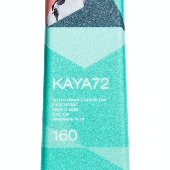 Roxy Kaya 72 - Lithium 10 Gw bindings Womens Skis