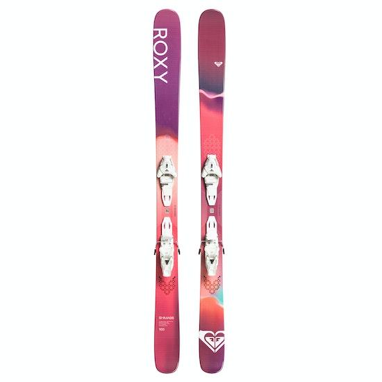 Roxy Shima 98 - Lithium 10 Gw bindings Womens Skis