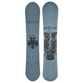 Vimana Clone Werni Snowboard - Blue