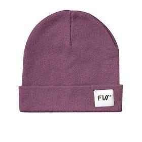 FW Hipster Tall Beanie - Purple Mist