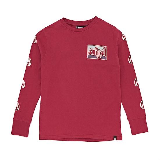 Animal Zeke Boys Long Sleeve T-Shirt