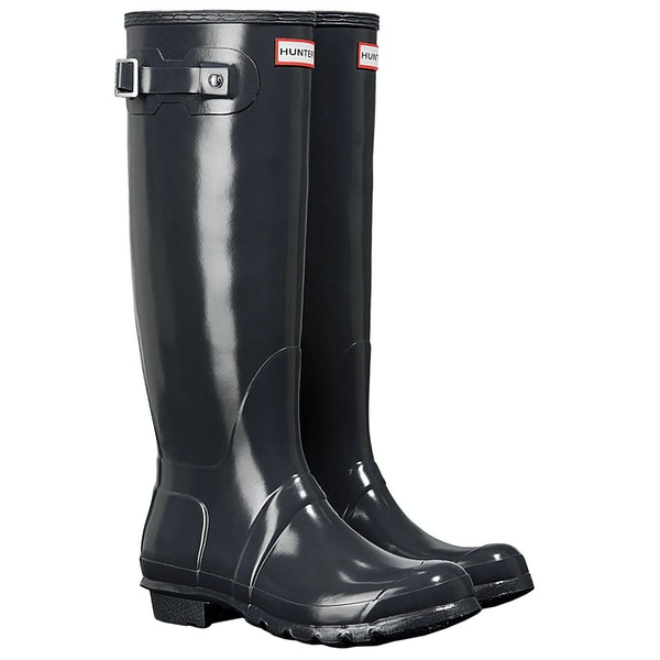 Hunter Original Tall Gloss Dame Wellies