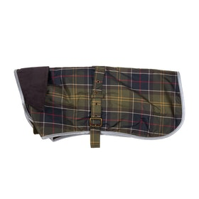Barbour Waterproof Tartan Dog Jacket - Classic