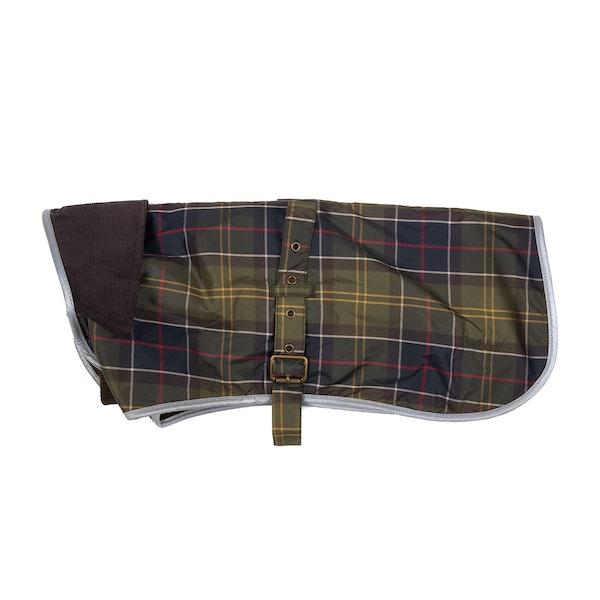 Barbour Waterproof Tartan Dog Jacket