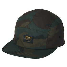 Carhartt Military Cap - Camo Evergreen