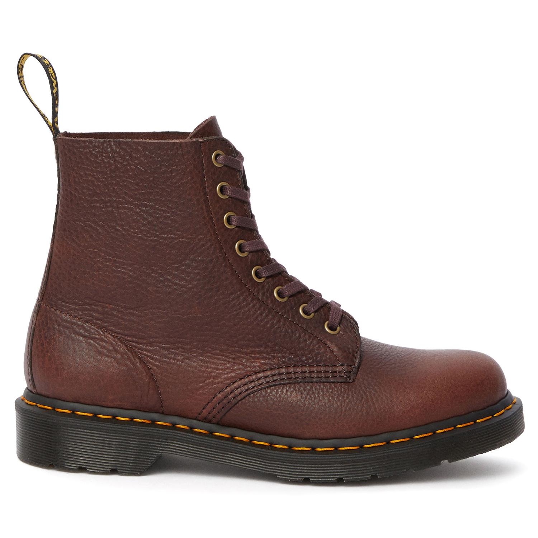 Dr Martens 1460 Pascal Ambassador Abandon Boots Cask Brown