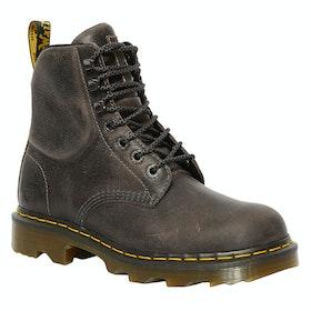 Dr Martens Crofton Boots - Black Greenland
