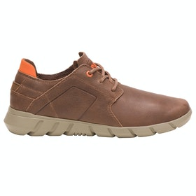 Sapatos Caterpillar Overview - Sudan Brown