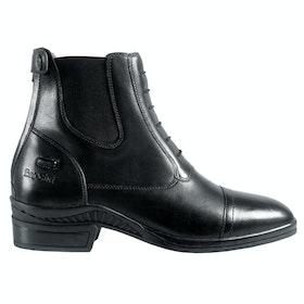 Brogini Trieste Premium Laced Paddock Boots - Black