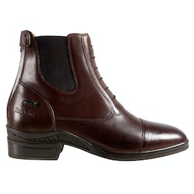 Brogini Trieste Premium Laced Paddock Boots - Brown