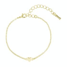 Ted Baker Harsa Tiny Heart Bracelet - Gold