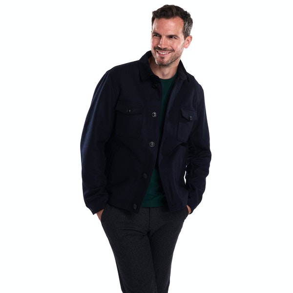 Barbour Saxilby Wool Jacket