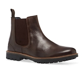 CHATHAM Chirk Boots - Dark Brown