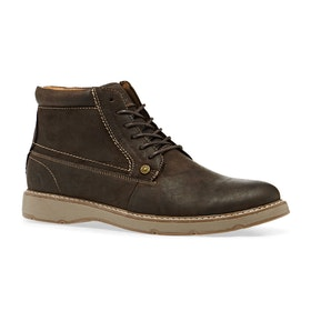 CHATHAM Warwick Boots - Dark Brown