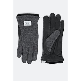 Norse Projects x Hestra Svante Gloves - Charcoal