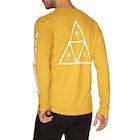 Huf Essentials Triple Triangle Long Sleeve T-Shirt