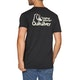 Quiksilver Bouncing Hearts Short Sleeve T-Shirt
