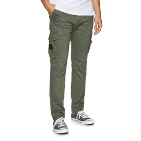 Quiksilver Crucial Battle Cargo Pants - Thyme