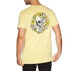 Quiksilver Og Dead Flowers Short Sleeve T-Shirt