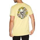 Quiksilver Og Dead Flowers Short Sleeve T-Shirt