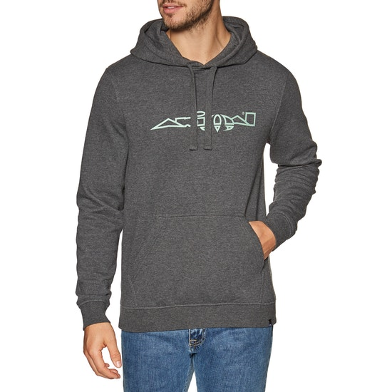 Animal Driver Pullover Hoody