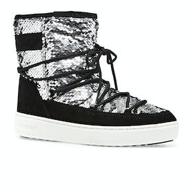 Moon Boot Pulse Mid Disco Støvler - Black