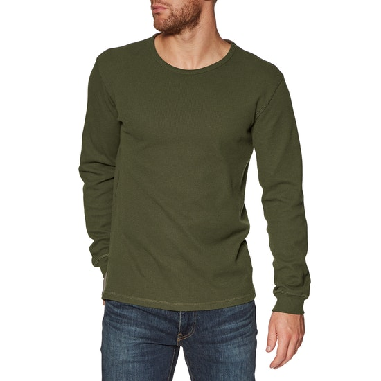 Rhythm Waffle Long Sleeve T-Shirt