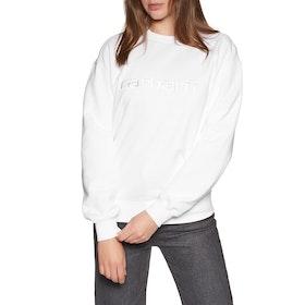 Carhartt Classic Womens Sweater - White