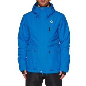 Wear Colour Ace Snow Jacket - Electric Blue