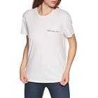 Sisstrevolution Surf All Day Knit Tee Ladies Short Sleeve T-Shirt