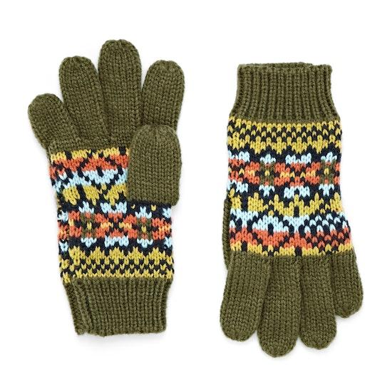 White Stuff Freddy Fairisle Gloves and Boys Hat