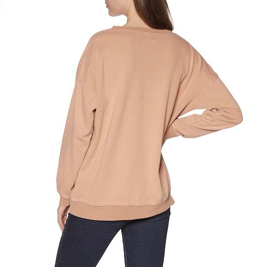 Rhythm Yosemite Pullover Ladies Sweater