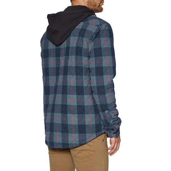 Salty Crew Dock Flannel Jacket
