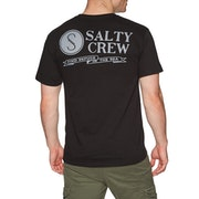 Salty Crew Ensign Short Sleeve T-Shirt